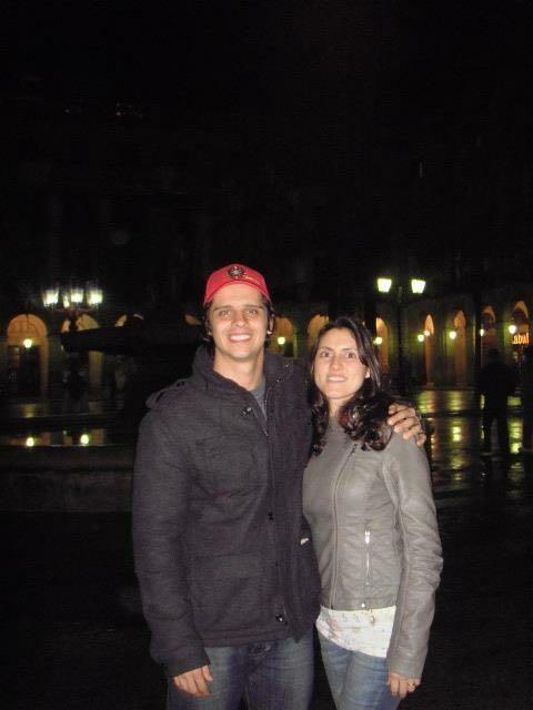 Barcelona - Daniel e Dany