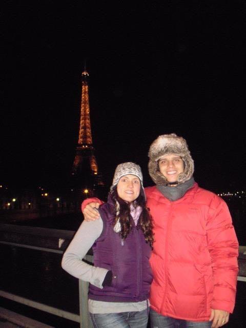 Dany e Daniel - Paris