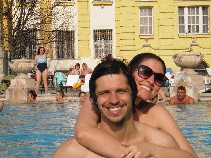 Dany e Dani - Termas