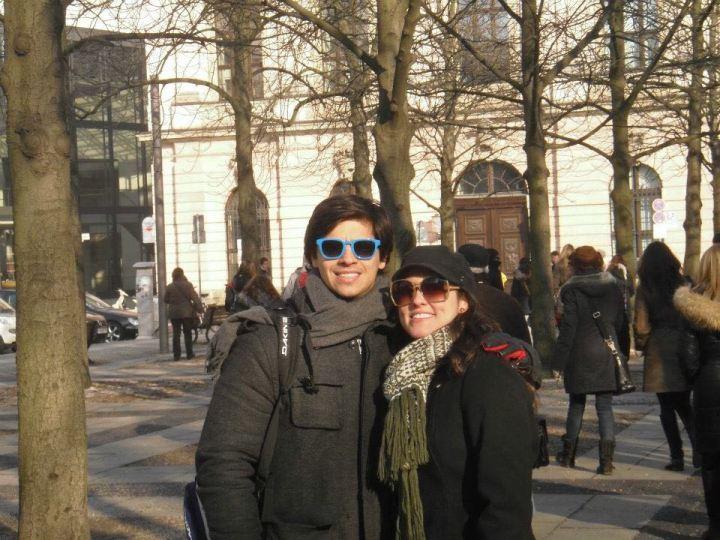 Dany e Daniel em Berlim 2 - Mochilão