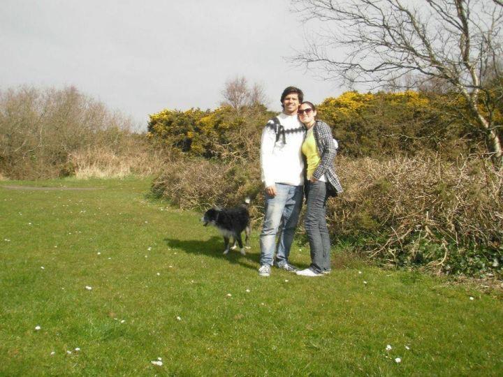 Dani e Dany na Irlanda