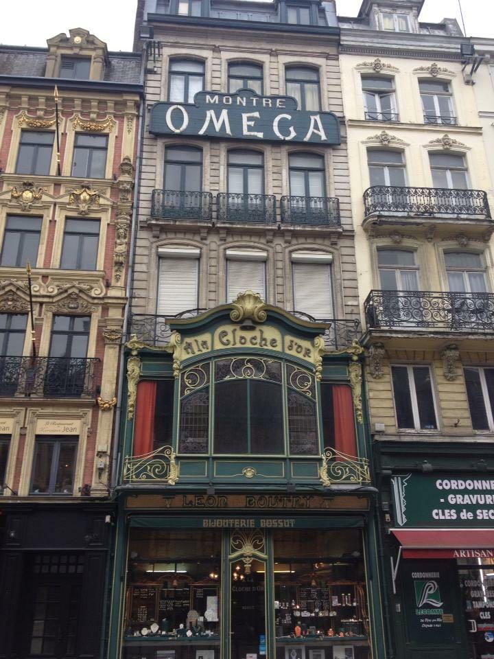 Fim de semana em Lille