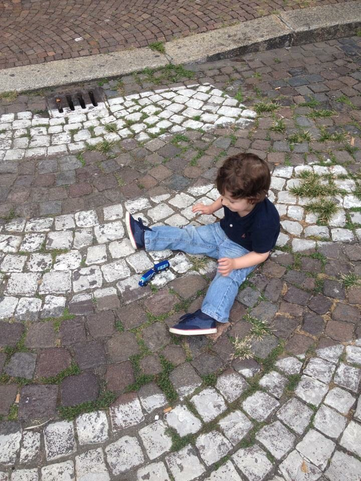 Samuel em solo Italiano.